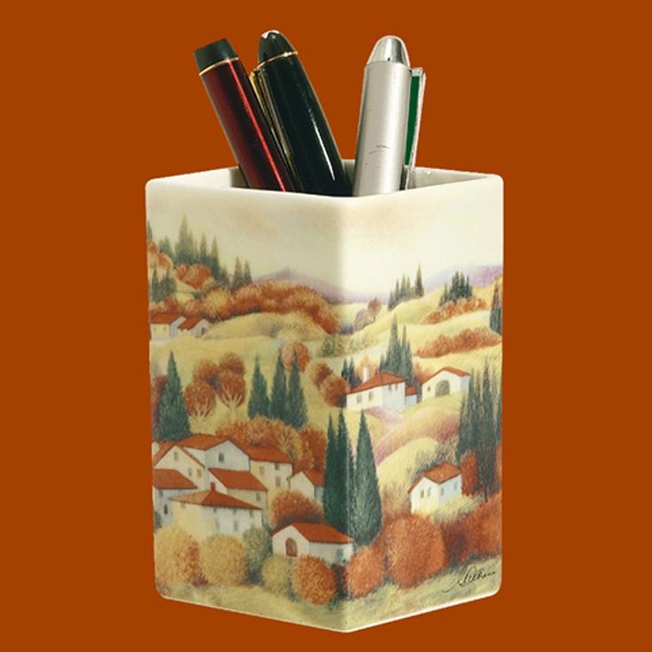 Square Cup | Autumn