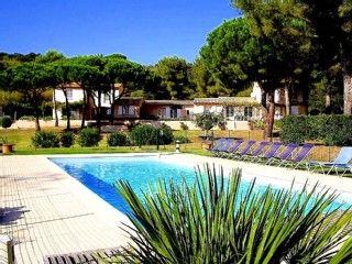 La Croix Valmer villa - villa met tuingrill in La Croix Valmer - 1232542 | HomeAway
