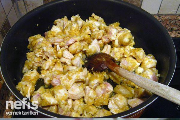 Mısır Unlu Tavuk Tarifi – Nefis Yemek Tarifleri
