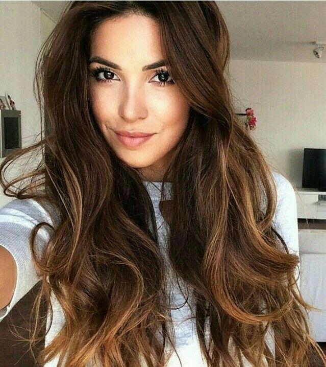 hair mel long ombre hair hair inspiration hair color hair style hair ...