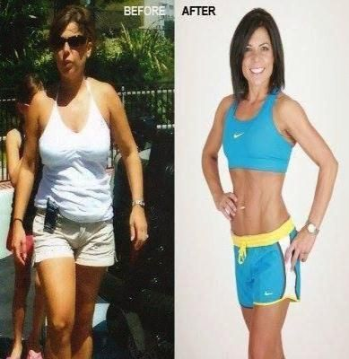 Carb cycling weight loss before and after image 10