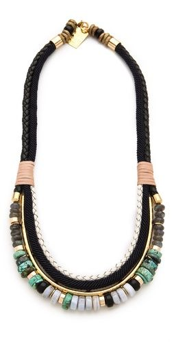 Lizzie Fortunato Jewels Mesa II Necklace