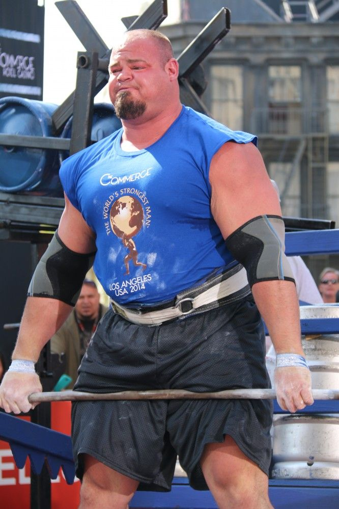 Brian Shaw, known worldwide as one of WSM's most colossal Strongmen, has finished within the top four every year since 2011, winning three times.