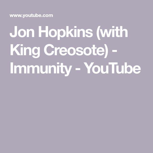 Jon Hopkins (with King Creosote) - Immunity - YouTube
