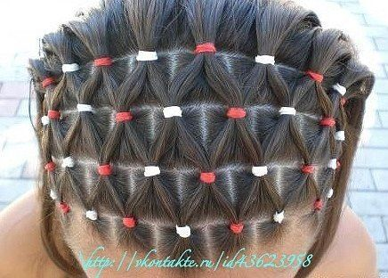 Excellent 122 Best Images About Hairstyles Using Rubber Bands On Pinterest Hairstyles For Women Draintrainus
