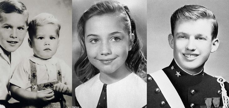 2016 Presidential Candidates, When They Were YOUNG!