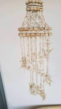 Sehr schöne Lampe aus echten Muscheln in Bayern - Bayreuth | Lampen gebraucht kaufen | eBay Kleinanzeigen