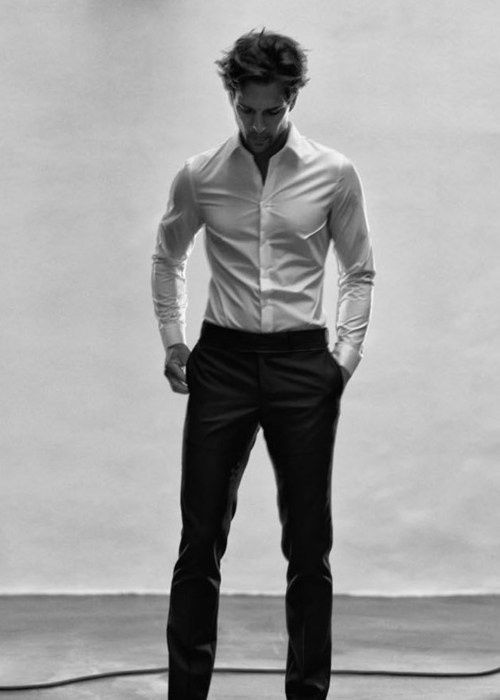 Tailored Dress Pants For Men