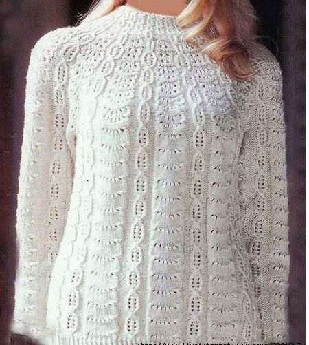 Art: Gorgeous  Pullover
