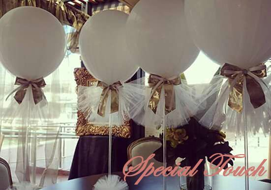 Special Touch Byblos 71-327 723 #Balloons #Decoration #Wonderful #Classy