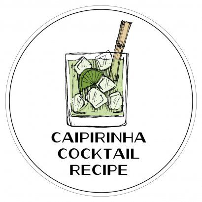 Caipirinha Cocktail Recipe. So delicious!!