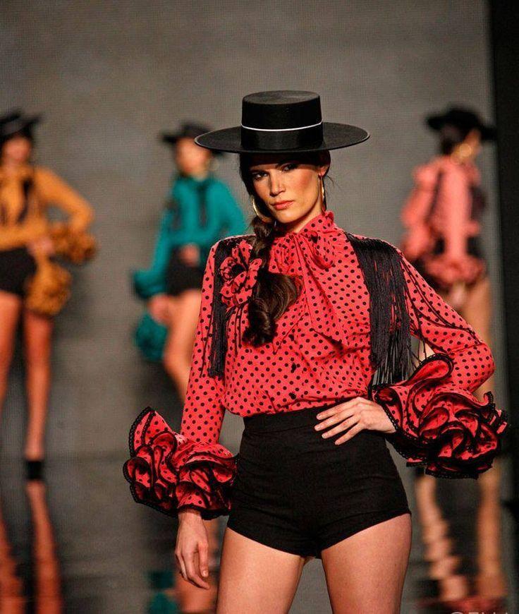 POLKA DOTS~Moda flamenca, españa