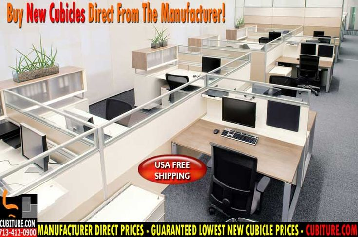 New Cubicles For Sale In Houston Texas To Galveston TX