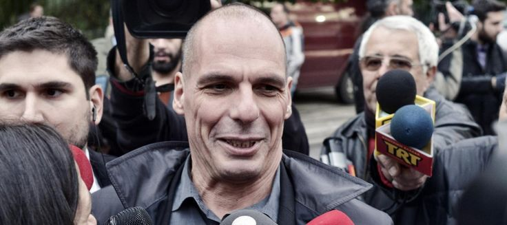 Greek finance minister Yanis Varoufakis is the most interesting man in the world - THE WEEK #Greece, #Economy, #Varoufakis