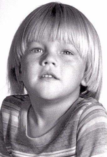 Leonardo lorsqu'il était enfant.