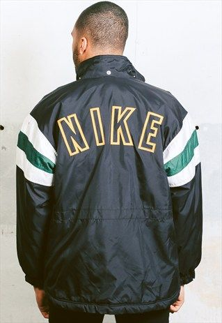 Vintage 90s Men's NIKE winter Jacket , available at ASOS.MP/NORTHERNGRIP