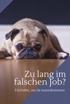 Zu lange im falschen Job? Du bist von deiner Arbeit frustriert? Du möchtest den Beruf oder die Arbeitsstelle wechseln, aber kannst einfach nicht kündigen? 5 Schritte, um da raus zu kommen.