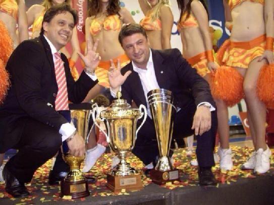 Ο Αθηναϊκός Κυπελλούχος Ευρώπης! Πριν 5 ακριβώς χρόνια,σαν σήμερα,στις 8 Απριλίου 2010.