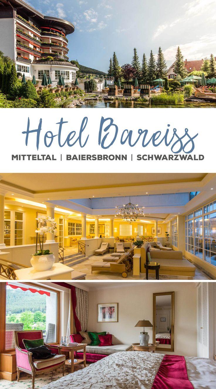 Eines der besten Hotels Deutschland   Hotel Bareiss im Schwarzwald  Baiersbronn-Mitteltal