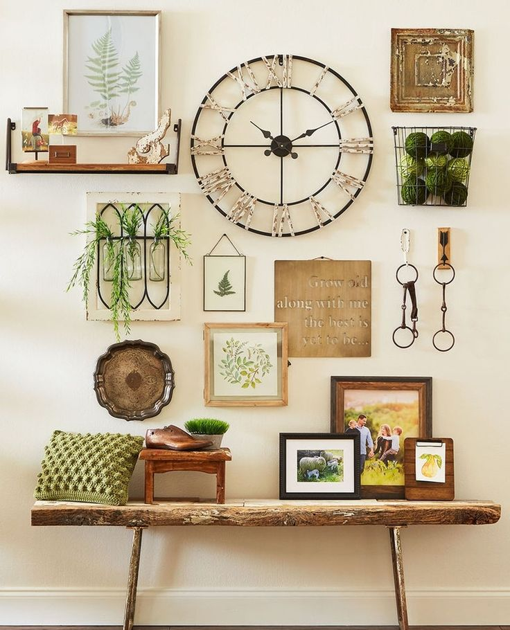 Learn How To Update Your Home Decor With Farmington Gallery Wall Available At You Local Michaels
