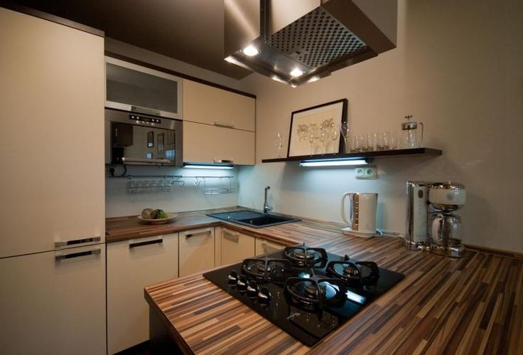 small kitchen 2x2m