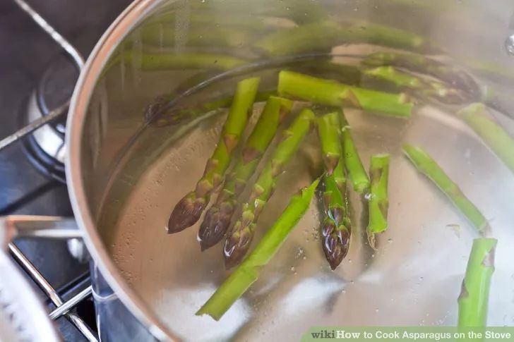 Image titled Cook Asparagus on the Stove Step 15