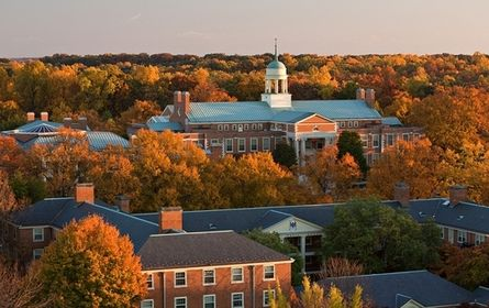 Wake Forest University. More than excited to be a Demon Deacon
