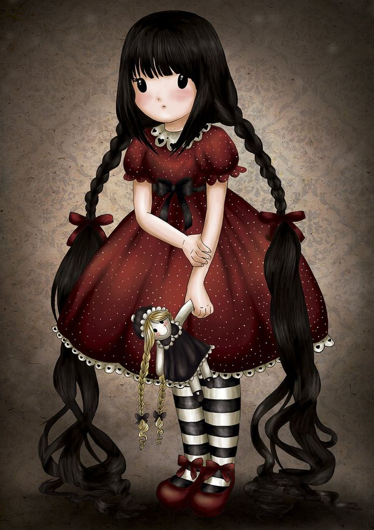 Little Girl by kktty on DeviantArt