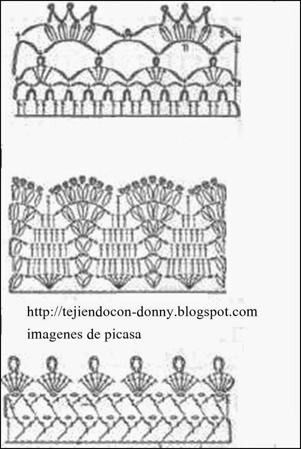 Mejores 172 imágenes de antonia en Pinterest | Patrones de ganchillo ...