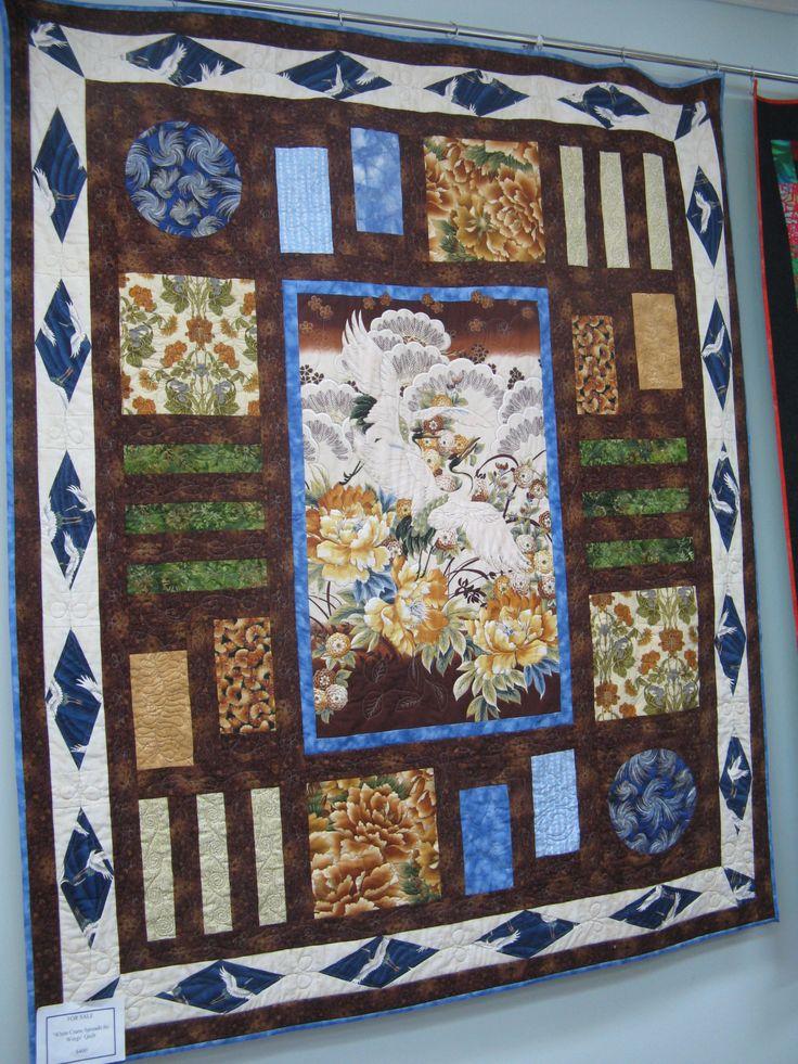 505 Best Panel Quilts Images On Pinterest Panel Quilts
