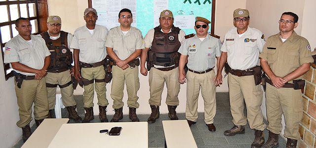 Comando do 3º Pelotão do Prado reúne policiais para traçar metas contra a criminalidade
