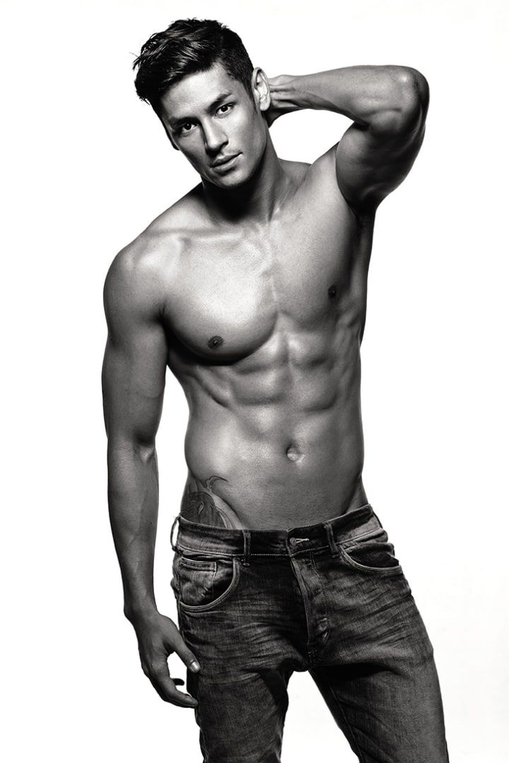 Meet Hideo Muraoka, Your New Favorite Male Model