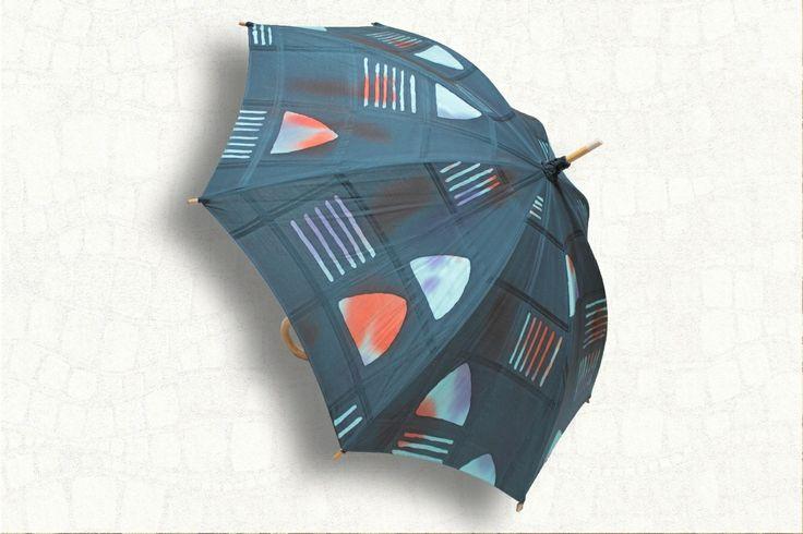 クリエーターズマーケットで販売していた日傘 その2