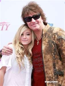 Image detail for -Richie Sambora and daughter Ava - Bon Jovi Photo (16816304) - Fanpop ...