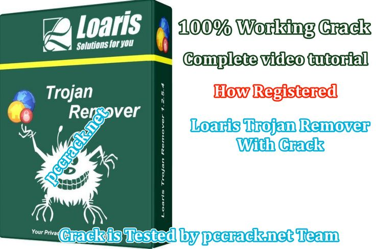 Loaris Trojan Remover software for powerful clearance computer malware, bad downloads  via @https://www.pinterest.com/pccrack/
