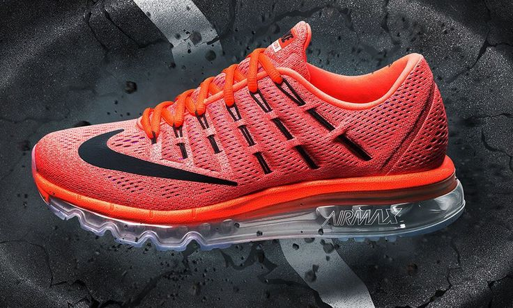 Nike Air Max 2016  à lassaut du bitume