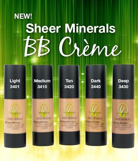 Bb creme lemongrass for Bb spa