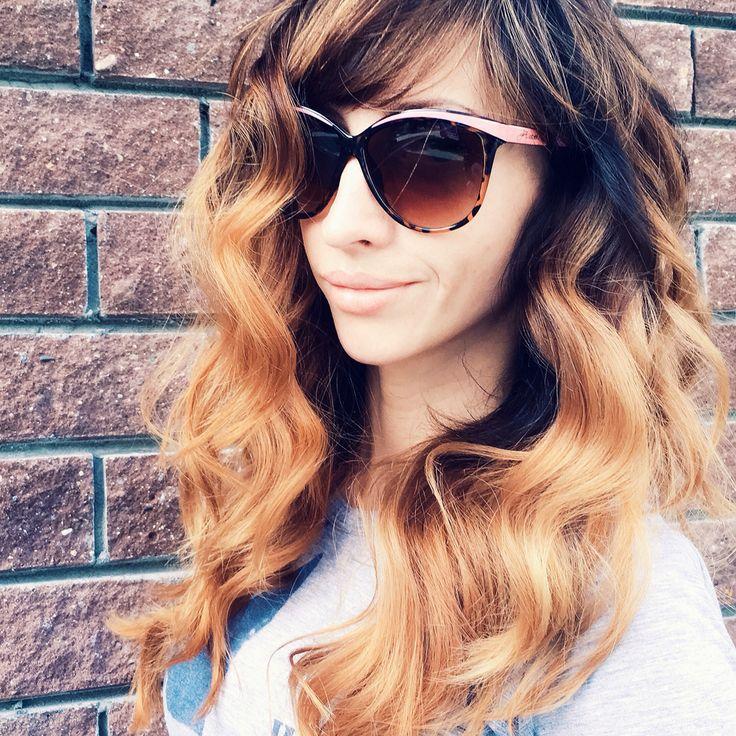 Long hairstyles, curls. Укладка для длинных волос. Пляжные волны. Hair 2016. TIGI hair