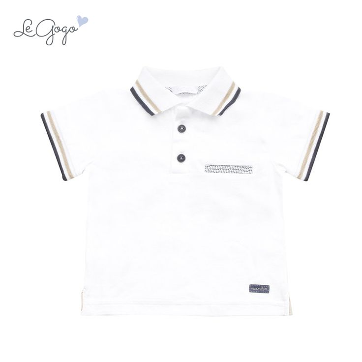Classic polo shirt for boys. Check out more clothing items on www.legogo.ro