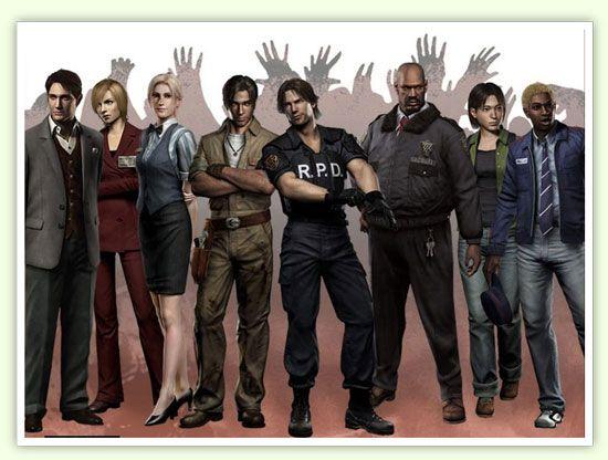 Resident Evil Outbreak | Video Games Death | O único lugar onde você sobrevive ao horror!