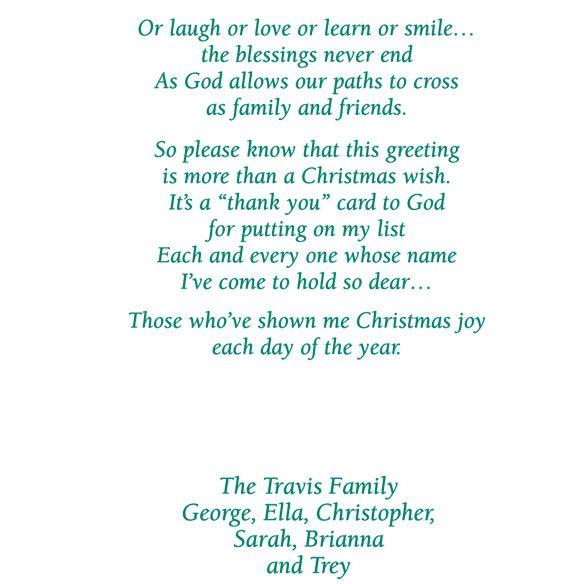 101 best cards christmas sentiments images on pinterest religious christmas card sayings christmas moment kpbl91bq m4hsunfo