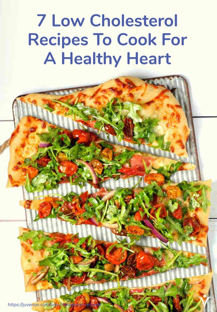 7 low cholesterol recipes to cook for a healthy heart