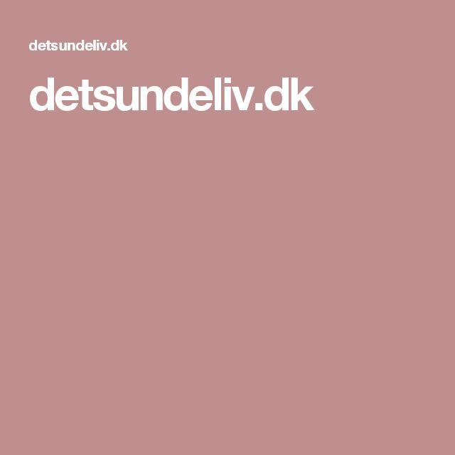 detsundeliv.dk