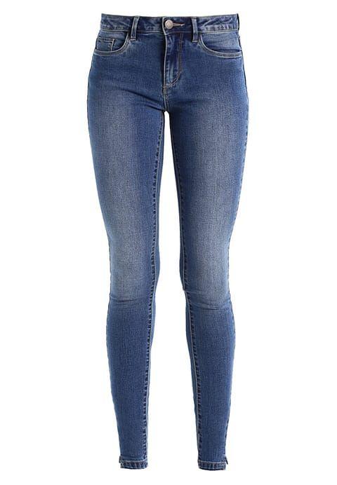 ONLY ONLDENIM POWER - Jeans Skinny Fit - dark blue denim - Zalando.pl
