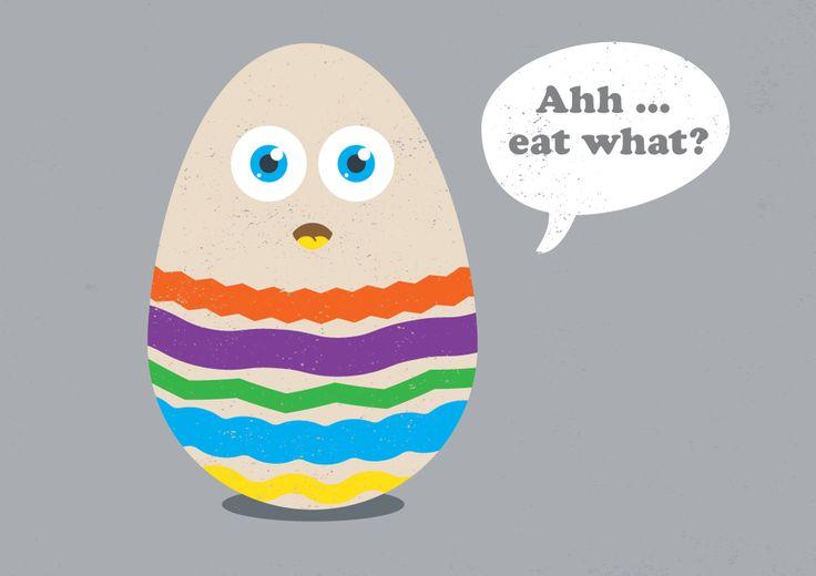 Happy Easter from Monokrom!