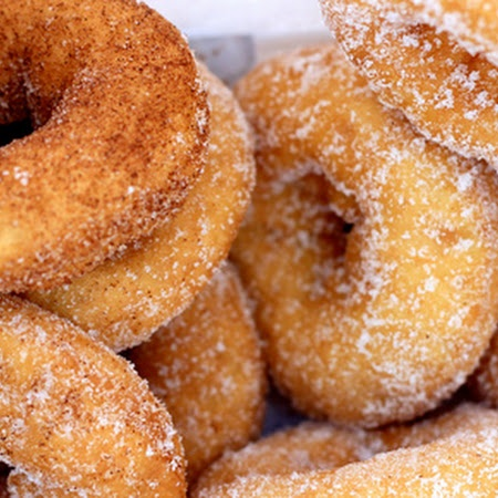 Old-Fashioned Donuts