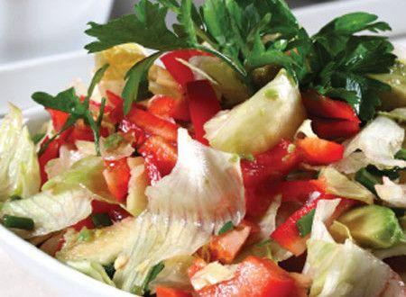 Avokado Salatası | Mutfakta Yemek Tarifleri