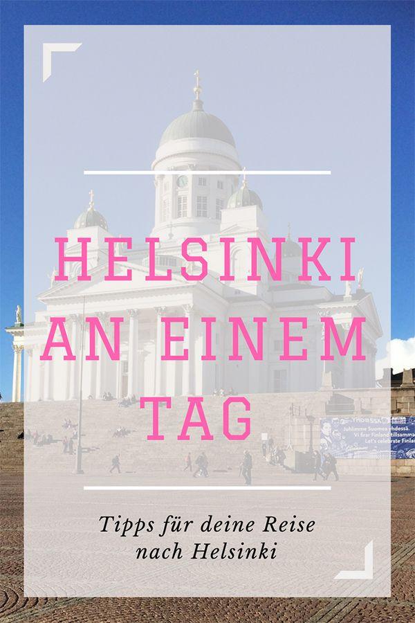 Städtereise: Helsinki an einem Tag