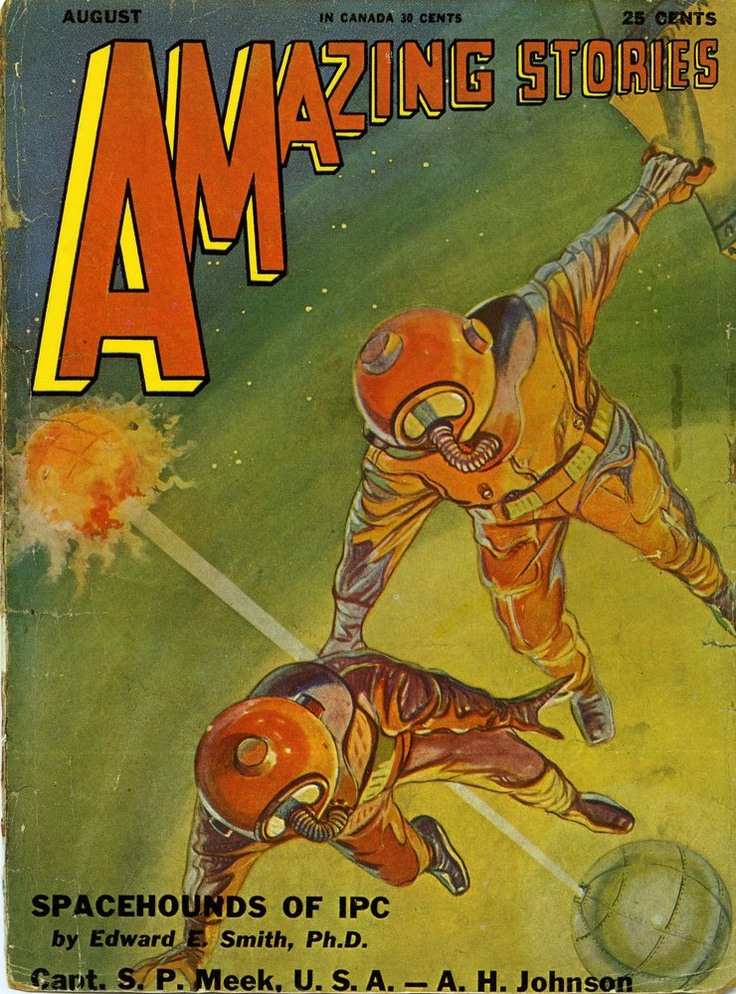 Amazing Stories Volume 21 Number 06: 1000+ Images About SF Pulp Cover Art