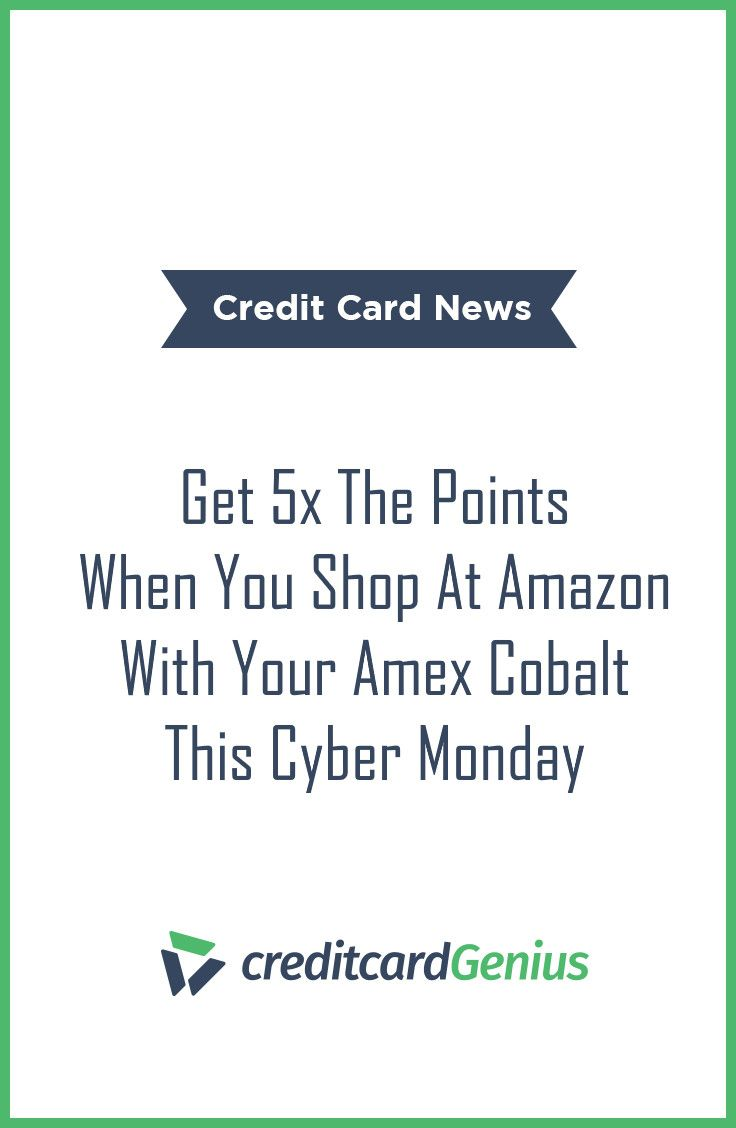 If you have the American Express Cobalt card, a great offer
